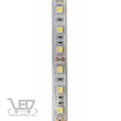 Hidegfehér 60 LED/m 5050 chip 16W 650 lumen/m medencébe LED szalag