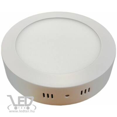 Hidegfehér-6000K 24W=150W 2000 lumen Kör LED ufolámpa