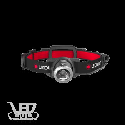 LedLenser H8R tölthető fejlámpa 600lm 18650