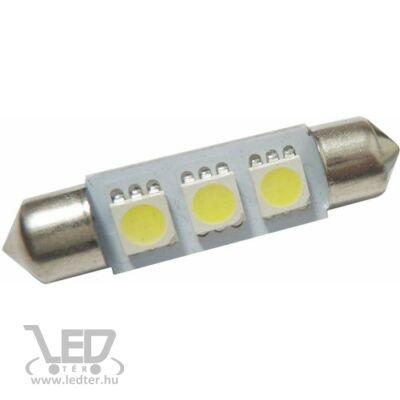 Sofita hidegfehér 39 mm, 50 Lumen 1W autós LED
