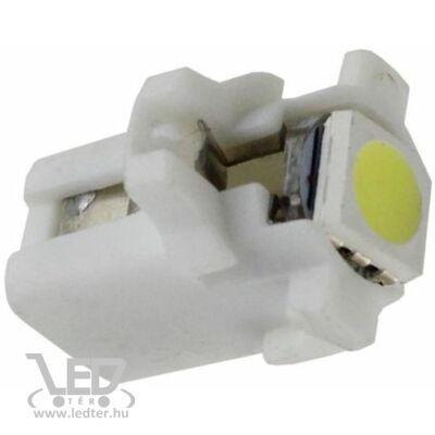 B8.3 kék színű 0,4W 10 lumen műszerfal világító autós LED