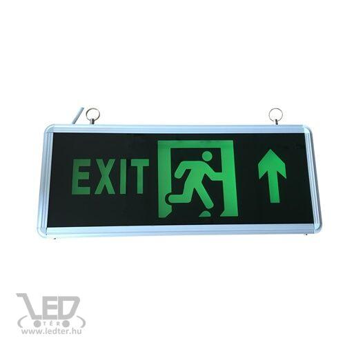 LED Exit lámpa kétoldalas 3W - Felfelé mutat