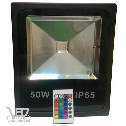 Normál LED reflektor RGB 20W 800 lumen