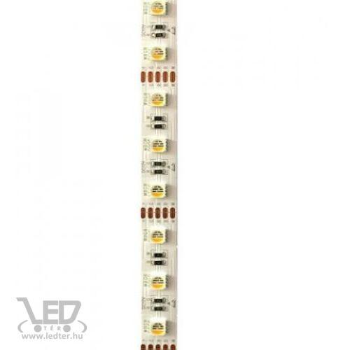 Beltéri RGB+melegfehér 60LED/m 5050 chip 18 W 760 lm/m LED szalag
