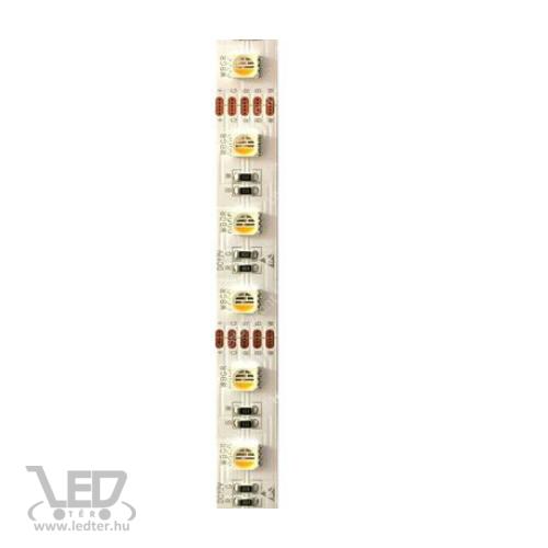 Kültéri RGB+melegfehér 60LED/m 5050 chip 18 W 760 lm/m LED szalag