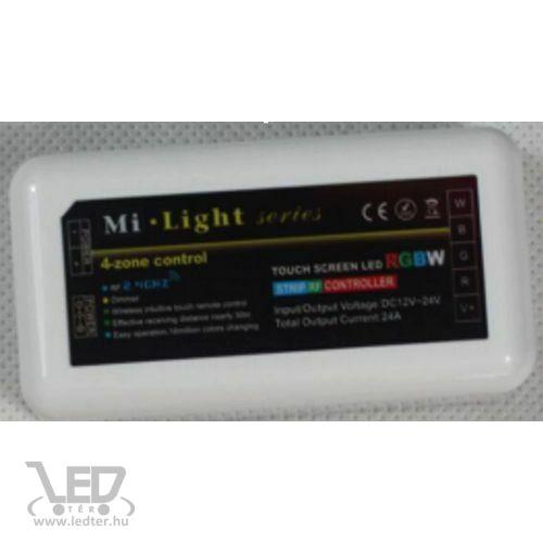 144W rádiós vevő egység RGB LED szalag vezérlő