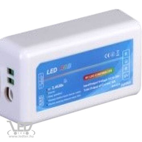 RGB LED szalag csoport vezérlő 216W távirányító nélkül