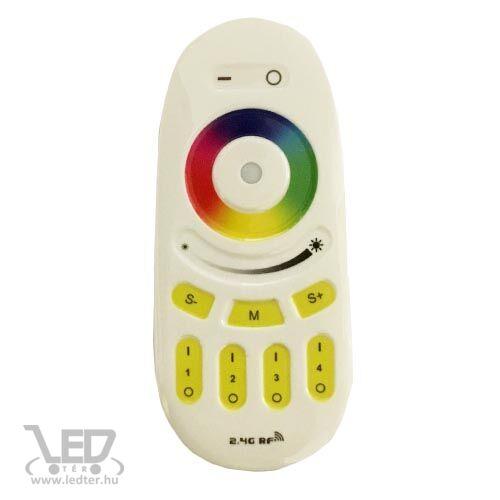 RGBW LED szalag vezérlő 288W csoport távirányító