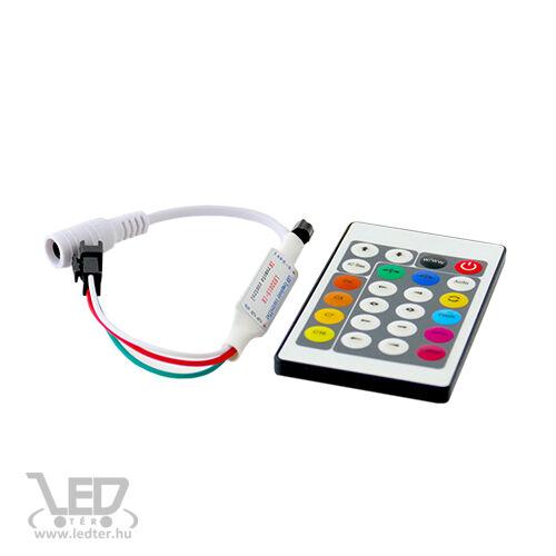 Magic RGB LED szalag vezérlő infrás 366 program