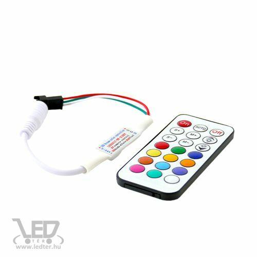 Magic RGB LED szalag vezérlő rádiós 366 program
