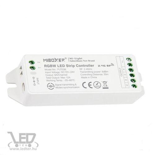 RGBW LED szalag csoport vezérlő 144W Wifis/rádiós