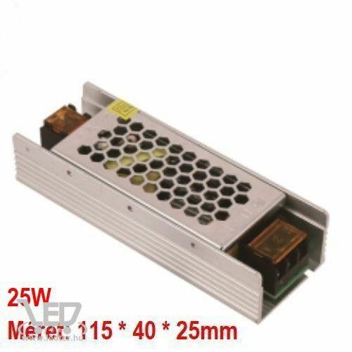 25W  2,1A LED tápegység fémházas