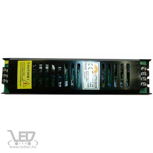 120W 12V DC 10A LED tápegység fémházas