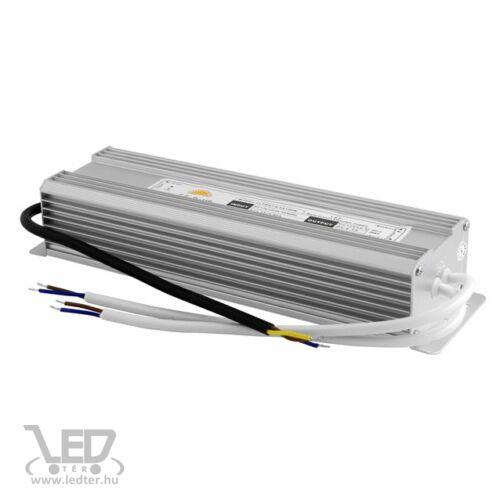 100W 12VDC 8,3A LED tápegység IP65 vízálló fémházas
