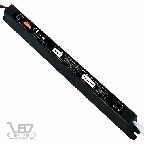30W 12V DC 2,5A LED tápegység IP65 vízálló fémházas