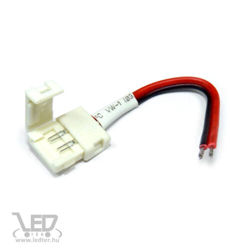 LED szalag betáp 8mm