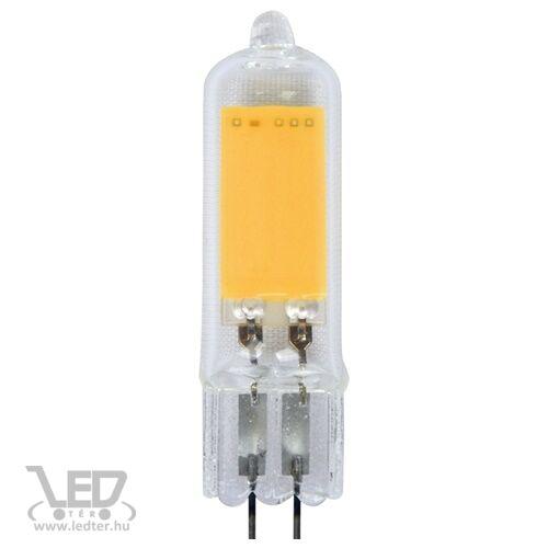 G4 kapszula LED izzó melegfehér 2W 200 lumen
