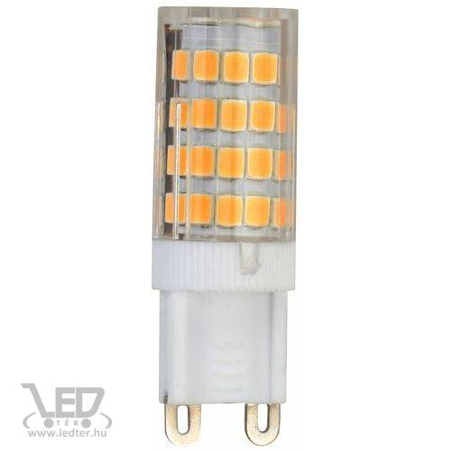 G9 kapszula LED izzó melegfehér 3,5W 340 lumen