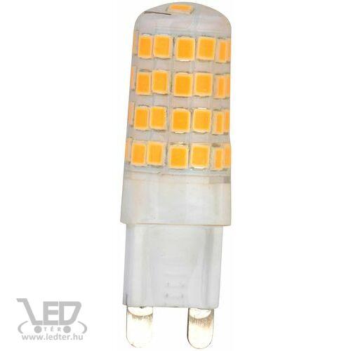 G9 kapszula LED izzó melegfehér 4W 400 lumen