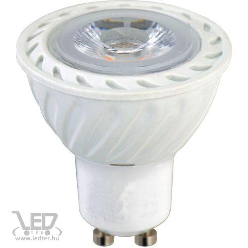 Melegfehér-2700K 7W=60W 640 lumen COB GU10 LED izzó