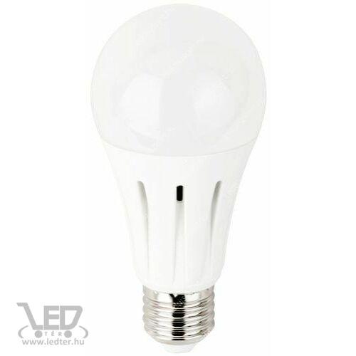 Normál körte E27 LED izzó melegfehér 18W 1800 lumen
