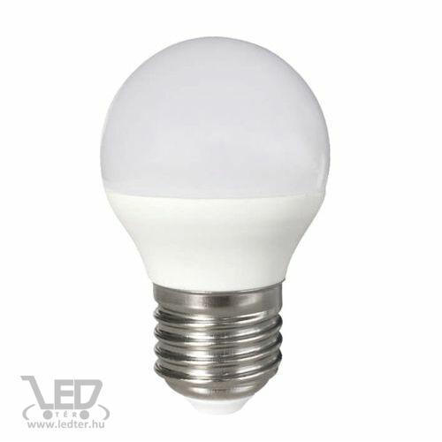 Kis körte E27 LED izzó melegfehér 3W 250 lumen
