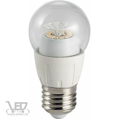 Retró LED izzó melegfehér 6W 540 lumen