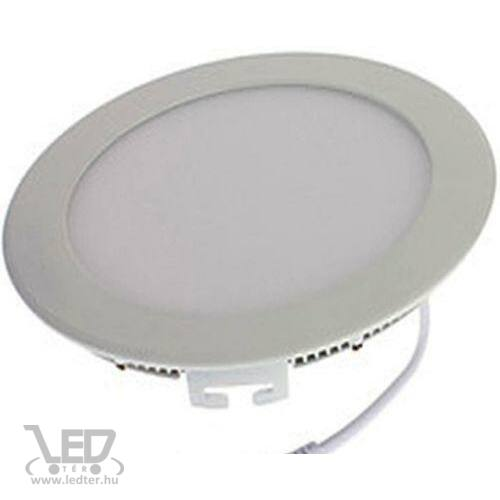 Kör alakú LED panel Melegfehér 16W 1140 lumen