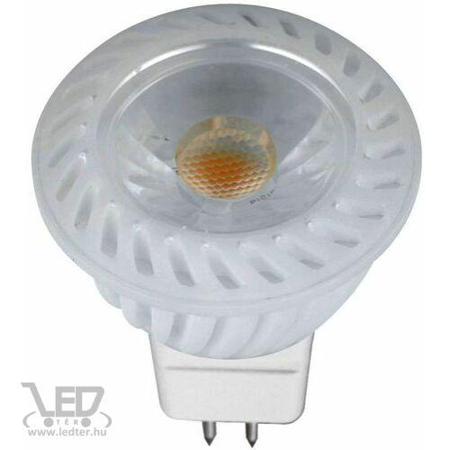 Melegfehér-2700K 5W=40W 480 lumen COB MR16 LED izzó