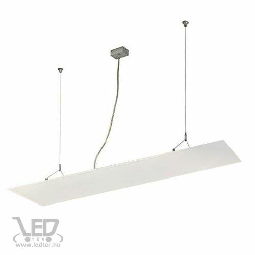 LED panel 30x120 cm melegfehér 51W 3900 lumen