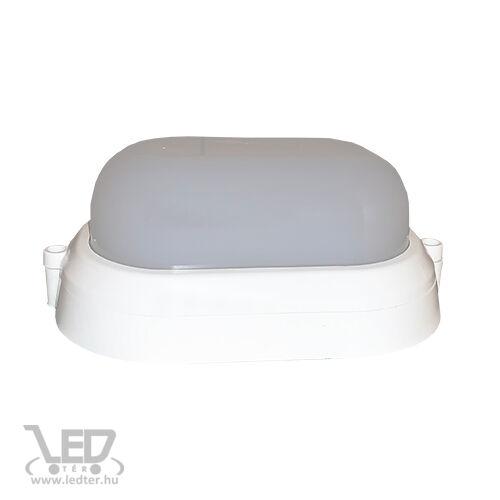 Ovális alakú LED UFO lámpa melegfehér 12W 950 lumen