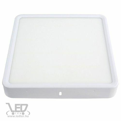 Kocka alakú LED UFO lámpa melegfehér 18W 1140 lumen