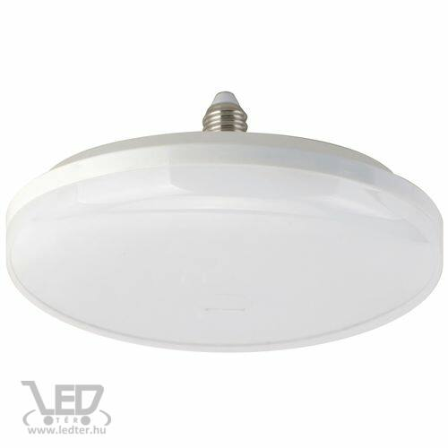 Melegfehér-3000K 36W=220W 2844 lumen UFO lámpa E27 LED izzó