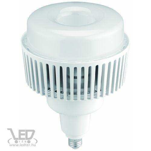 Ipari E27 LED izzó középfehér 80W 6600 lumen