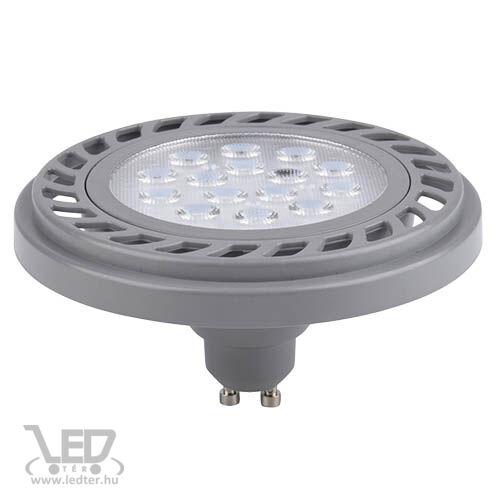Led AR111, áru megvilágító lámpa, 230V 15W, 1200 Lumen, 24°, 4000K közép fehér.