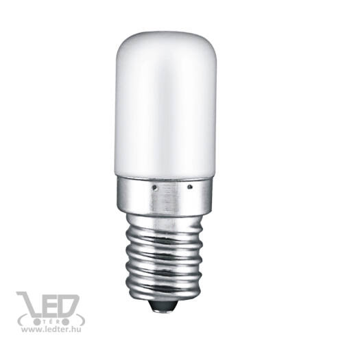 Hűtő E14 LED izzó középfehér 2W 170 lumen