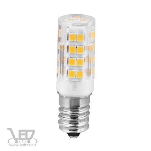 Hűtő E14 LED izzó középfehér 3W 360 lumen