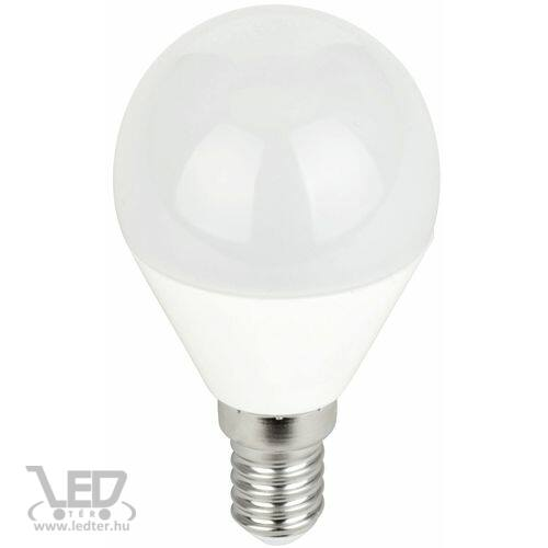 Kisgömb E14 LED izzó középfehér 7W 700 lumen