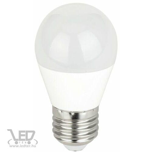 Kis körte E27 LED izzó középfehér 7W 700 lumen