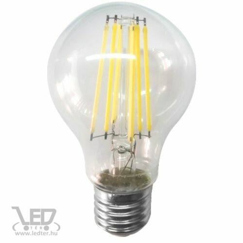 Filament körte E27 LED izzó középfehér 12W 1400 lumen