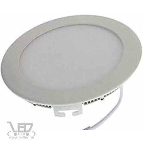 Középfehér-4000K 9W=60W 650 lumen Kör alakú LED panel