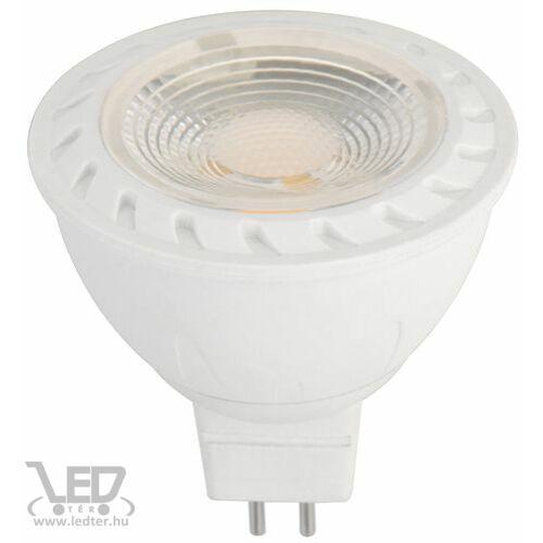 Középfehér-4000K 7W=70W 740 lumen COB MR16 LED izzó
