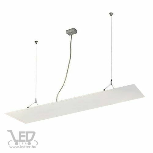 LED panel 30x120 cm hidegfehér 51W 4600 lumen