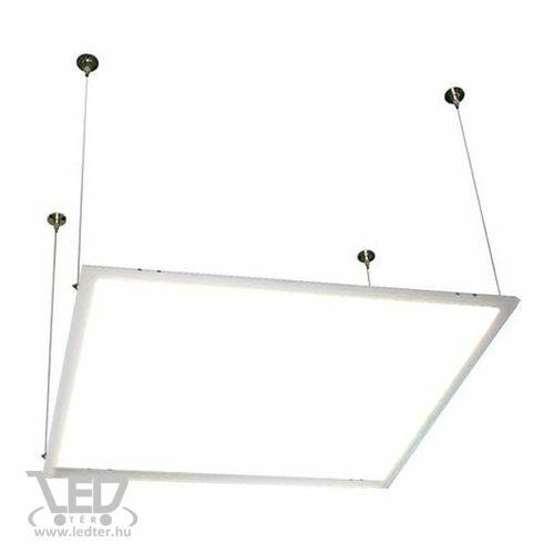 Középfehér-4000K 51W=340W 4520 lumen LED panel 60x60 cm