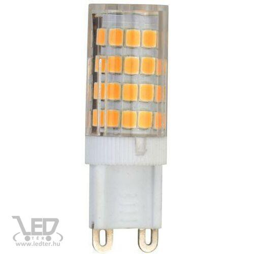 G9 kapszula LED izzó hidegfehér 3,5W 380 lumen