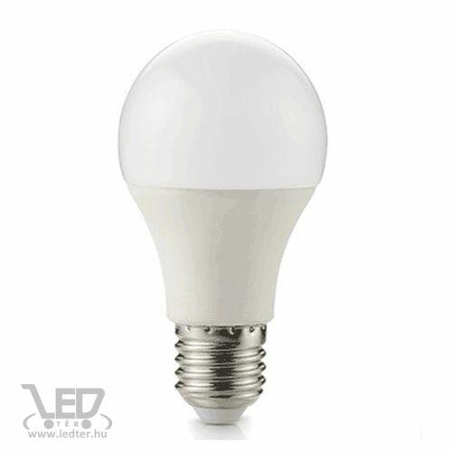 Normál körte E27 LED izzó hidegfehér 15W 1500 lumen