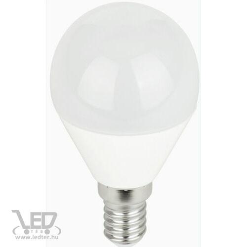 Kisgömb E14 LED izzó hidegfehér 7W 700 lumen