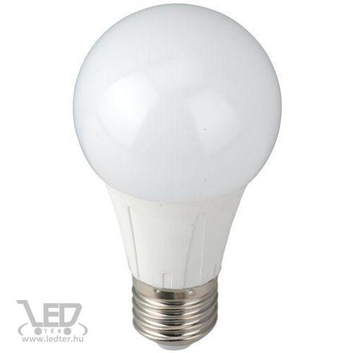 Normál körte E27 LED izzó hidegfehér 8W 885 lumen