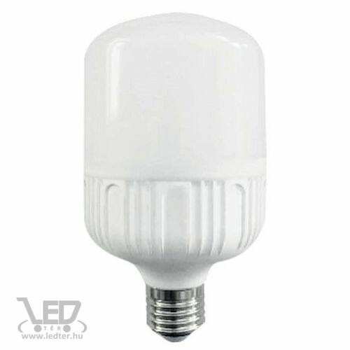 Ipari E27 LED izzó hidegfehér 18W 2000 lumen