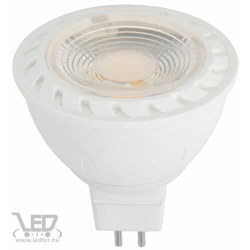 Hidegfehér-6000K 7W=70W 740 lumen COB MR16 LED izzó
